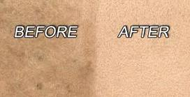 Before After Carpet Cleaner